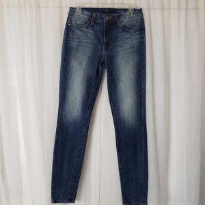Fidelity Denim Jeans Ultra Slim High Rise Size 29